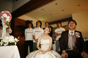 結婚式 二次会 幹事代行 FOR U 三宮 11月27日 友人余興ムービー2