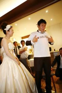結婚式 二次会 幹事代行 FOR U 三宮 11月27日 友人余興ムービー3