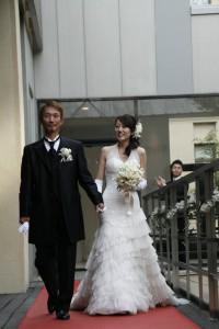 結婚式 二次会 幹事代行 FOR U 三山夫妻 披露パーティー
