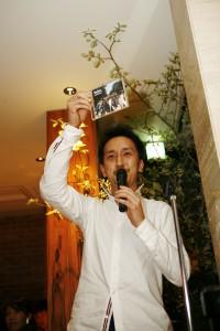 結婚式 二次会 1.5次会 幹事代行 プロデュース 関西 大阪 神戸 京都 奈良 和歌山 FOR U 5/1 京都木屋町ROSSO 1.5次会