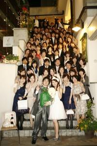 結婚式 二次会 1.5次会 幹事代行 プロデュース 関西 大阪 神戸 京都 奈良 和歌山 FOR U 5/14 三宮 スポルテリア