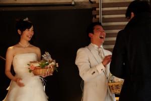 結婚式 二次会 1.5次会 幹事代行 プロデュース関西 大阪 神戸 京都 奈良 和歌山 FOR U 1/29 RIN(表参道)