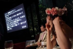 結婚式 二次会 1.5次会 幹事代行 プロデュース関西 大阪 神戸 京都 奈良 和歌山 FOR U 3/25 ライム LIME(堀江)