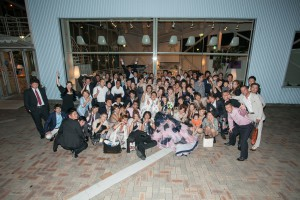 結婚式 二次会 1.5次会 幹事代行 プロデュース 関西 大阪 神戸 京都 奈良 和歌山 FORU 9/9 cafe fish!!(三宮)