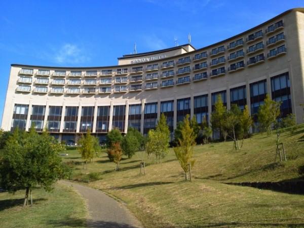 三田ホテル(SANDA HOTEL)