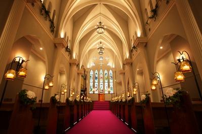 大阪 セントバース教会
