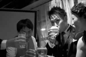 結婚式 二次会 1.5次会 幹事代行 プロデュース 関西 大阪 神戸 京都 奈良 和歌山 FORU 10/7 パリ21区(京都)