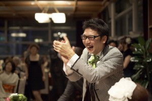 結婚式 二次会 1.5次会 幹事代行 プロデュース 関西 大阪 神戸 京都 奈良 和歌山 FORU 12/1 モンジュイック(南港)