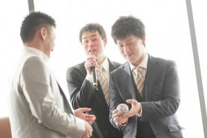 結婚式 二次会 1.5次会 幹事代行 プロデュース 関西 大阪 神戸 京都 奈良 和歌山 FOR U 2013.2.24 チェルシー(なんば)