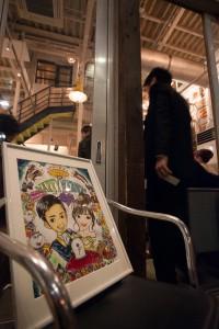 結婚式 二次会 1.5次会 幹事代行 プロデュース 関西 大阪 神戸 京都 奈良 和歌山 FOR U 2013.3.24 CAFE GARB(南船場)