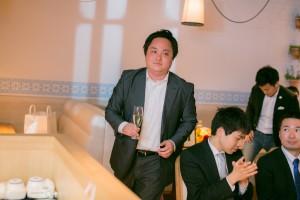 結婚式 二次会 1.5次会 幹事代行 プロデュース 関西 大阪 神戸 京都 奈良 和歌山 FOR U 2013.5.3 CHELSEA(難波)