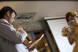 結婚式 二次会 1.5次会 幹事代行 プロデュース 関西 大阪 神戸 京都 奈良 和歌山 FOR U 2013.5.26 monochrome(天王寺)