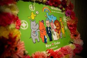結婚式 二次会 1.5次会 幹事代行 プロデュース 関西 大阪 神戸 京都 奈良 和歌山 FOR U 2013.9.28 アマークドパラディ(南船場)