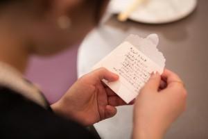 結婚式 二次会 1.5次会 幹事代行 プロデュース 関西 大阪 神戸 京都 奈良 和歌山 FOR U 2013.9.21 CAFE GARB(南船場/本町)