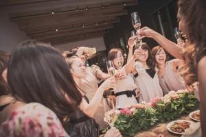結婚式 二次会 1.5次会 幹事代行 プロデュース 関西 大阪 神戸 京都 奈良 和歌山 FOR U 2013.9.23 THE PLACE KOBE(三宮)