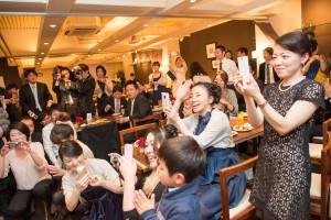 結婚式 二次会 1.5次会 幹事代行 プロデュース 関西 大阪 神戸 京都 奈良 和歌山 FOR U 2014.1.25 ペガーズ PEGASE(三宮)