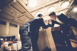 結婚式 二次会 1.5次会 幹事代行 プロデュース 関西 大阪 神戸 京都 奈良 和歌山 FOR U 2014.2.2 ホテルニューオータニ大阪(OBP/京橋)