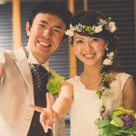 結婚式 二次会 1.5次会 幹事代行 プロデュース 関西 大阪 神戸 京都 奈良 和歌山 FOR U 2014.3.1 dammi(梅田)