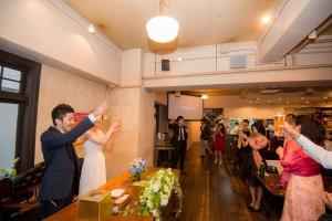 結婚式 二次会 1.5次会 幹事代行 プロデュース 関西 大阪 神戸 京都 奈良 和歌山 FOR U 2014.7.6 org オルグ(梅田)