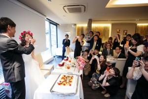 結婚式 二次会 1.5次会 幹事代行 プロデュース 関西 大阪 神戸 京都 奈良 和歌山 FOR U 2014.7.20 LOGIC ロジック(本町)