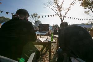 結婚式 二次会 1.5次会 幹事代行 プロデュース 関西 大阪 神戸 京都 奈良 和歌山 FOR U 2014.11.11 野外挙式 披露宴 ウエディング(堺)