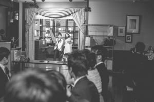 結婚式 二次会 1.5次会 幹事代行 プロデュース 関西 大阪 神戸 京都 奈良 和歌山 FOR U 2015.1.31 ジョルオーネ(神戸)