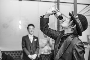 結婚式 二次会 1.5次会 幹事代行 プロデュース 関西 大阪 神戸 京都 奈良 和歌山 FOR U 2015.1.18 THE PLACE(梅田/福島)