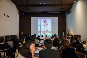 結婚式 二次会 1.5次会 幹事代行 プロデュース 関西 大阪 神戸 京都 奈良 和歌山 FOR U 2014.12.13 アマーヴェル(神戸)