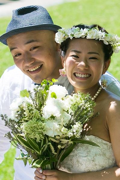 小山田夫妻