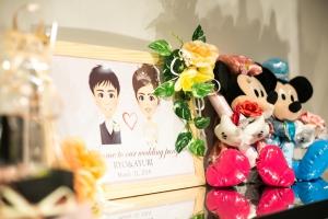 結婚式 二次会 1.5次会 幹事代行 プロデュース 関西 大阪 神戸 京都 奈良 和歌山 FOR U 2015.3.21 CAFE CARTA カルタ(三宮)