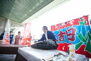 結婚式 二次会 1.5次会 幹事代行 プロデュース 関西 大阪 神戸 京都 奈良 和歌山 FOR U 2015.4.26 中之島リバーワンダーランド