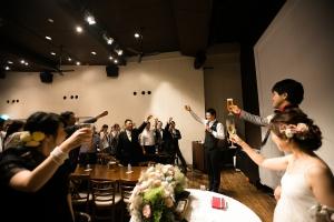 結婚式 二次会 1.5次会 幹事代行 プロデュース 関西 大阪 神戸 京都 奈良 和歌山 FOR U 2015.6.27 アマーヴェル(神戸三宮)