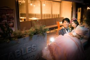 結婚式 二次会 1.5次会 幹事代行 プロデュース 関西 大阪 神戸 京都 奈良 和歌山 FOR U 2015.5.17 TBLESCAFE 堀江