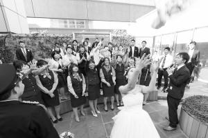 結婚式 二次会 1.5次会 幹事代行 プロデュース 関西 大阪 神戸 京都 奈良 和歌山 FOR U 2015.5.10 チェルシー なんば 難波