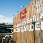 """R""""RIVERSIDE GRILL&BEER GARDEN(北浜)"""