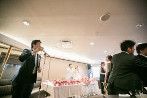 結婚式 二次会 1.5次会 幹事代行 プロデュース 関西 大阪 神戸 京都 奈良 和歌山 FOR U 2015.6.6 東天紅 三宮