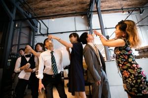 結婚式 二次会 1.5次会 幹事代行 プロデュース 関西 大阪 神戸 京都 奈良 和歌山 FOR U 2015.5.30 THE PLACE(梅田)