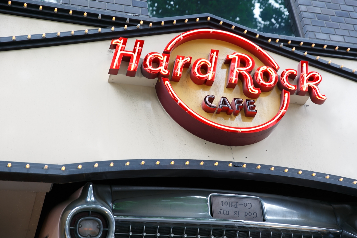Hard Rock CAFE(本町)