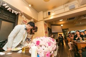 結婚式 二次会 1.5次会 幹事代行 プロデュース 関西 大阪 神戸 京都 奈良 和歌山 FOR U 梅田 オルグ org