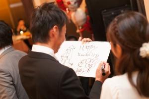 結婚式 二次会 1.5次会 幹事代行 プロデュース 関西 大阪 神戸 京都 奈良 和歌山 FOR U 2015.10.18 デュシャン(三宮)