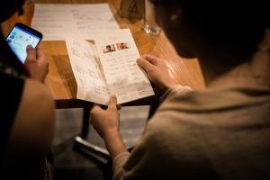 結婚式 二次会 1.5次会 幹事代行 プロデュース アウトドアウエディング 野外ウエディング 関西 大阪 神戸 京都 奈良 和歌山 FOR U 2015.10.24 CAFE CARTA(三ノ宮)