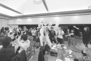 結婚式 二次会 1.5次会 幹事代行 プロデュース アウトドアウエディング 野外ウエディング 関西 大阪 神戸 京都 奈良 和歌山 FOR U 2015.10.30 ハーベストの丘(大阪/堺)