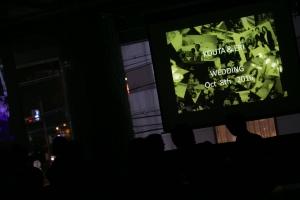 結婚式 二次会 1.5次会 幹事代行 プロデュース アウトドアウエディング 野外ウエディング 関西 大阪 神戸 京都 奈良 和歌山 FOR U 2016.10.8 Wcafe(心斎橋)