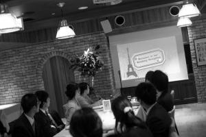 結婚式 二次会 1.5次会 幹事代行 プロデュース アウトドアウエディング 野外ウエディング 関西 大阪 神戸 京都 奈良 和歌山 FOR U 2017.2.4 エヌイーゾラ N ISOLA(三ノ宮)