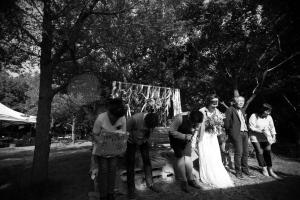 結婚式 二次会 1.5次会 幹事代行  プロデュース アウトドアウエディング  野外ウエディング 関西 大阪  神戸 京都 奈良 和歌山 FOR U 2017.5.20  ロッジ舞洲