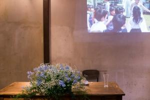 結婚式 二次会 1.5次会 幹事代行 プロデュース アウトドアウエディング 野外ウエディング 関西 大阪 神戸 京都 奈良 和歌山 FOR U 2017.4.29 シャルボン