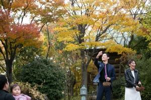 結婚式 二次会 1.5次会 幹事代行  プロデュース アウトドアウエディング  野外ウエディング 関西 大阪  神戸 京都 奈良 和歌山 FOR U 2017.11.25 ロッジ舞