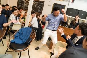 結婚式 二次会 1.5次会 幹事代行  プロデュース アウトドアウエディング  野外ウエディング 関西 大阪  神戸 京都 奈良 和歌山 FOR U 2018.07.15 CAFE GARB