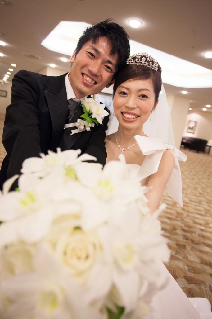 ウェスティン都ホテル京都でのパーティーレポートI夫妻様