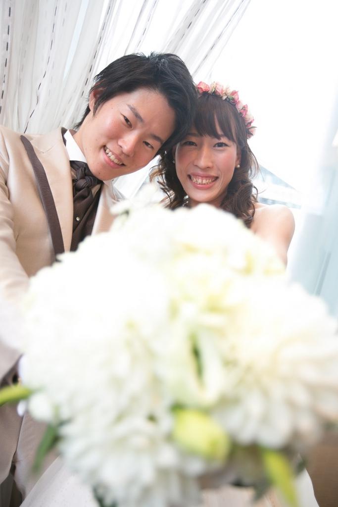 ガーデンシティクラブ大阪でのパーティーレポートM夫妻様